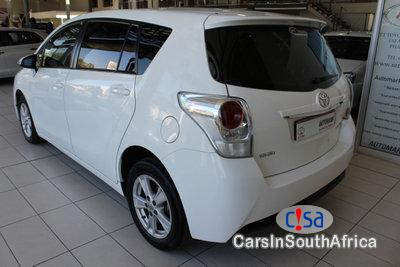 Toyota Verso 1.6 Manual 2014 in South Africa