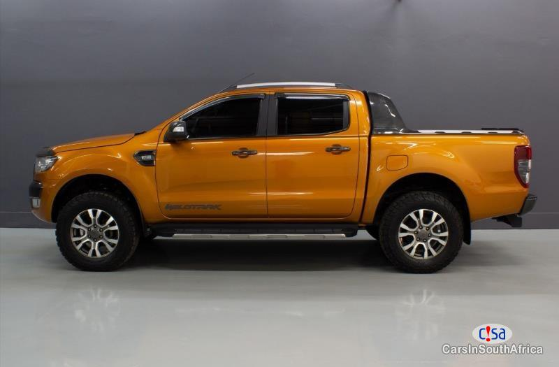 Picture of Ford Ranger 3.2 HI-RIDER WILDTRACK 4X4 Automatic 2017