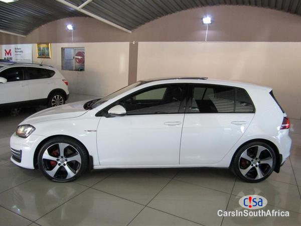 Picture of Volkswagen Golf 2liter Automatic 2015