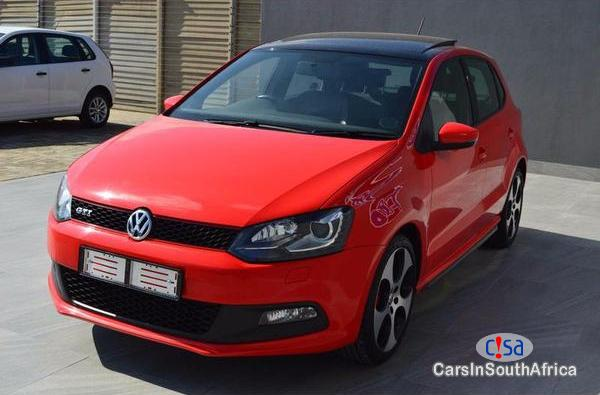 Picture of Volkswagen Polo Gti Automatic 2014