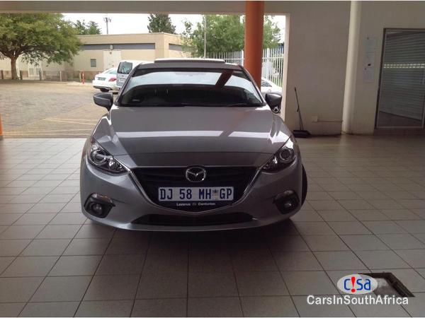 Mazda Mazda3 Automatic 2015 in South Africa