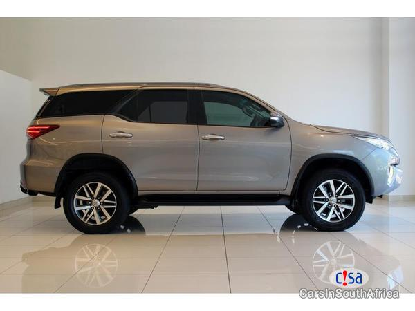 Pictures of Toyota Fortuner 3.0 Automatic 2017