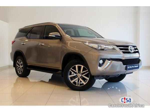 Toyota Fortuner 3.0 Automatic 2017