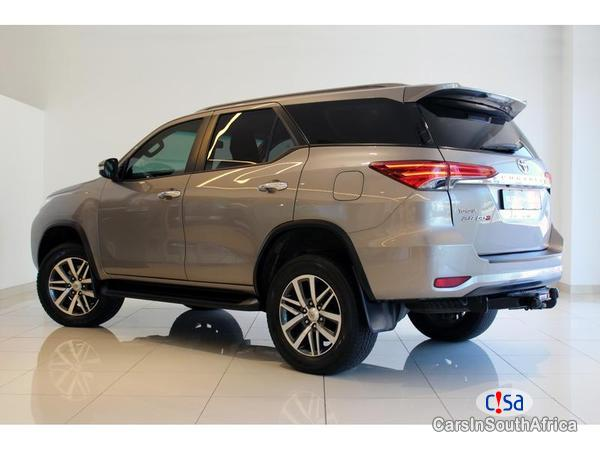Toyota Fortuner 3.0 Automatic 2017 in Gauteng