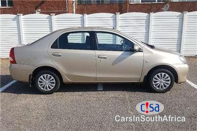 Picture of Toyota Etios 1.3 Manual 2017