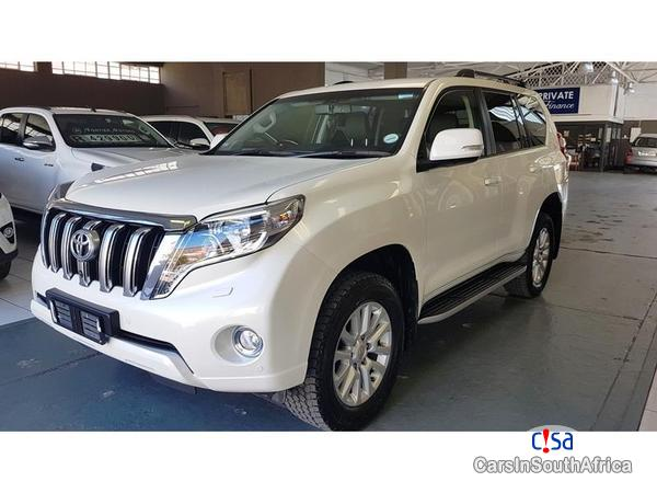 Picture of Toyota Prado Automatic 2015