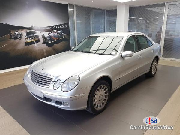 Picture of Mercedes Benz E-Class Automatic 2004