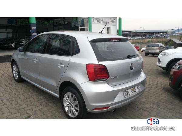 Volkswagen Polo Manual 2016 in South Africa