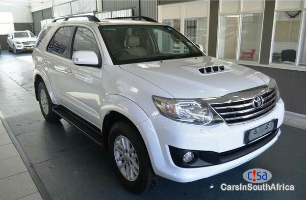 Picture of Toyota Fortuner 3.L Automatic 2013