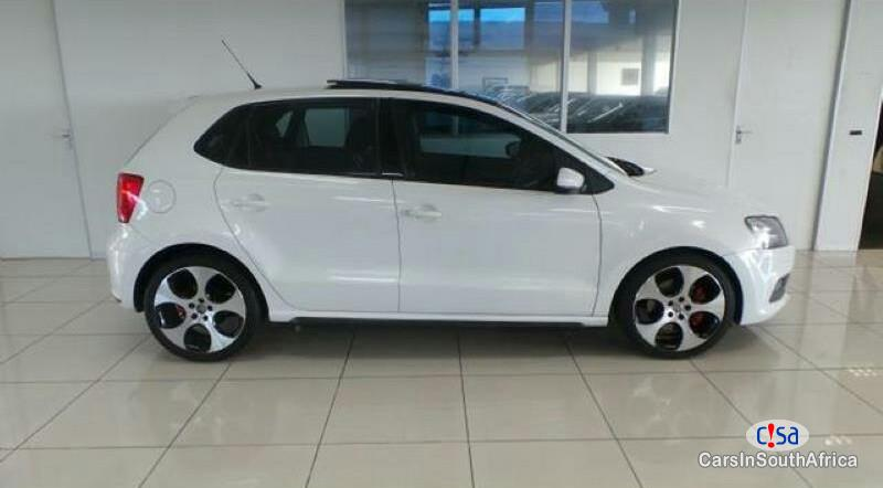 Picture of Volkswagen Polo 1.4 GTI Automatic 2014