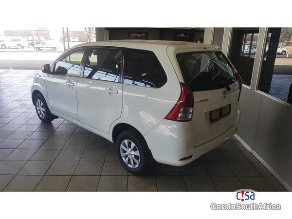 Toyota Avanza Manual 2015