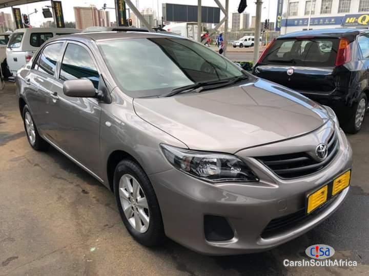 Picture of Toyota Corolla 1500 Manual 2016