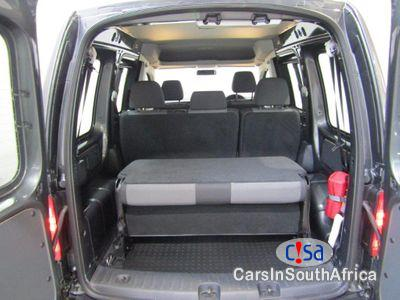Volkswagen Caddy 2.0 Manual 2016 in South Africa