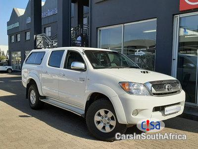 Picture of Toyota Hilux 3.0 Double Cab Manual 2013