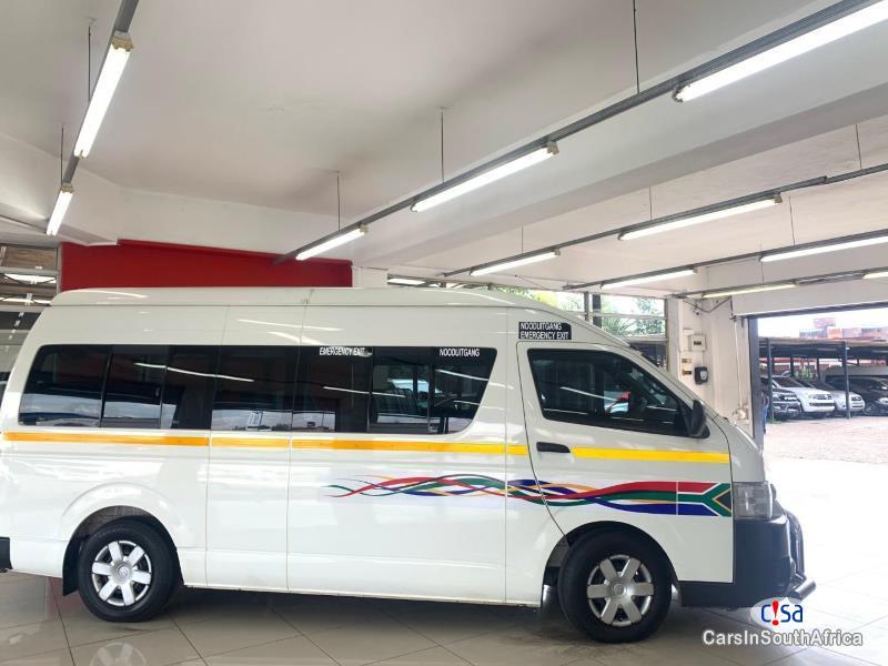 Toyota Quantum 2.5L D4D Sesfikile Manual 2017 in South Africa