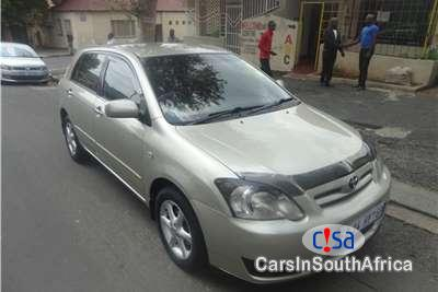 Toyota Runx 1.8 Manual 2008 in South Africa