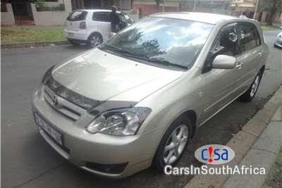 Picture of Toyota Runx 1.8 Manual 2008 in Gauteng