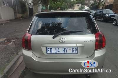 Picture of Toyota Runx 1.8 Manual 2008 in South Africa
