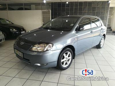 Picture of Toyota Runx 1.4 Manual 2003