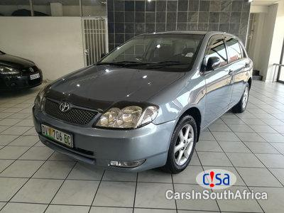 Toyota Runx 1.4 Manual 2003