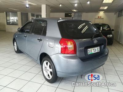 Toyota Runx 1.4 Manual 2003 in Eastern Cape
