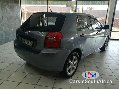 Toyota Runx 1.4 Manual 2003 in South Africa