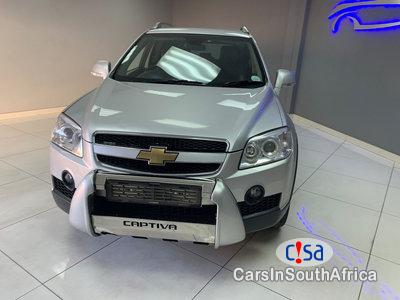 Chevrolet Captiva 2.4 Manual 2011 in South Africa