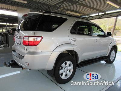 Picture of Toyota Fortuner 3.0 Automatic 2010