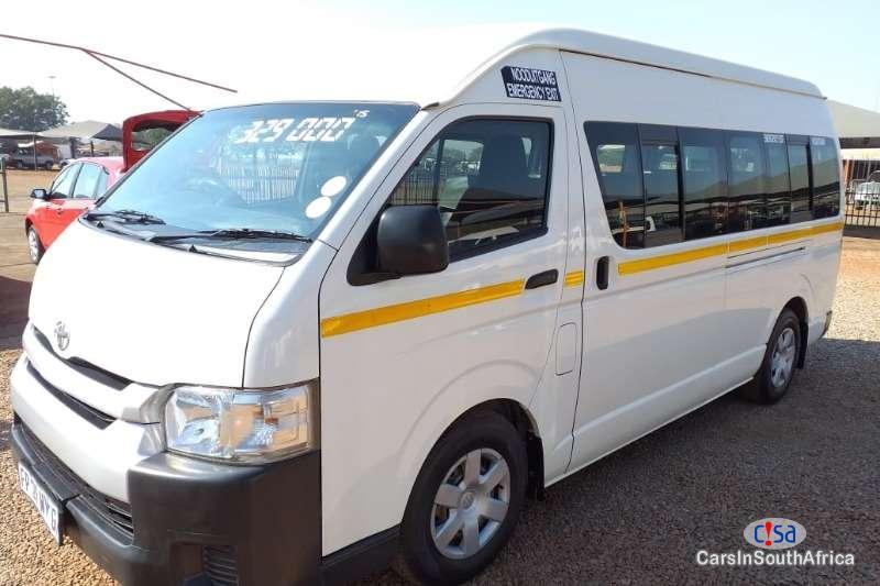 Toyota Quantum 2.7 Manual 2015 in South Africa