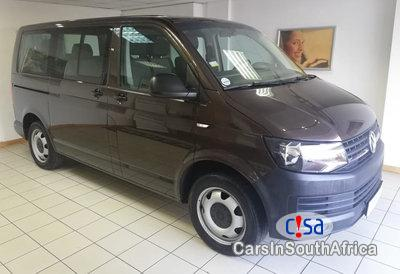 Volkswagen Transporter 2.0 Automatic 2014 in KwaZulu Natal