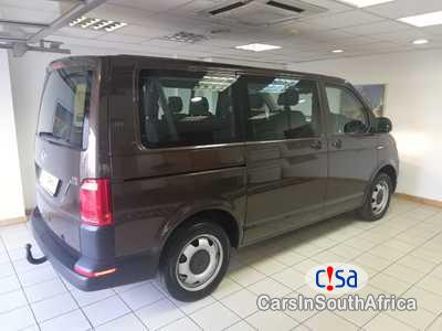 Volkswagen Transporter 2.0 Automatic 2014 in South Africa