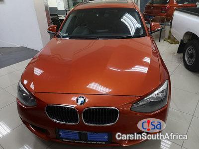 BMW 1-Series 1.8 Manual 2011