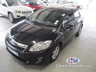 Toyota Auris 1.8 Automatic 2013 in South Africa