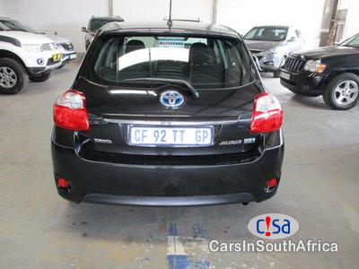Picture of Toyota Auris 1.8 Automatic 2013 in South Africa