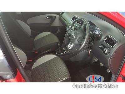 Volkswagen Polo 1 6 Manual 2013 in South Africa