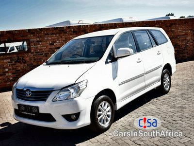 Picture of Toyota Innova 2 7 Automatic 2011