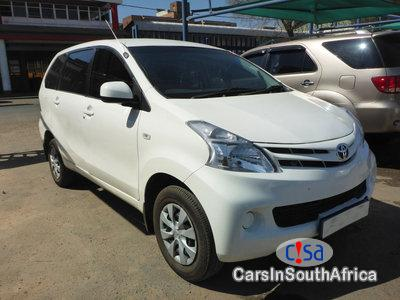 Picture of Toyota Avanza 1 5 Manual 2015