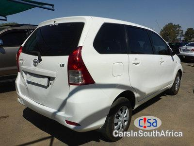 Picture of Toyota Avanza 1 5 Manual 2015 in Limpopo