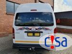 Toyota Quantum 2.5L Sesfikile Manual 2018 in Northern Cape
