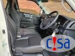 Toyota Quantum 2.5L Sesfikile Manual 2018 in South Africa