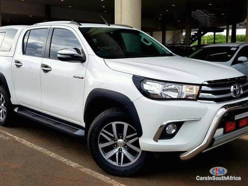 Picture of Toyota Hilux 2.8 GD-6 Automatic Automatic 2018