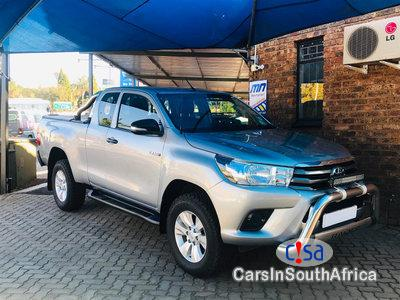 Picture of Toyota Hilux 2.4 GD-6 RB SRX A/T P/UE/CAB Automatic 2016