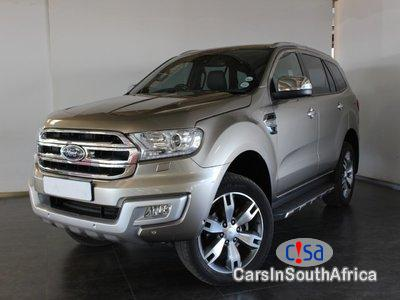 Picture of Ford Everest 3.2 LTD 4X4 Auto Automatic 2016