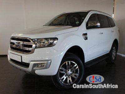 Picture of Ford Everest 2.2 TDCI XLT AUTO Automatic 2017