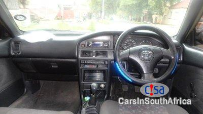 Toyota Tazz 1.3 Manual 2006 in South Africa