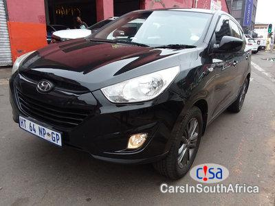 Picture of Hyundai ix35 1.6 Manual 2013