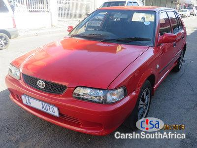 Picture of Toyota Tazz 1.3 Manual 2006
