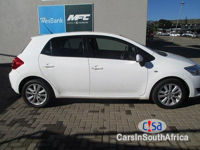 Picture of Toyota Auris 1.8 Manual 2009