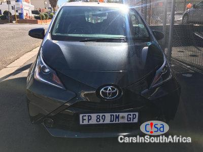 Picture of Toyota Aygo 1.0 Manual 2016 in Western Cape