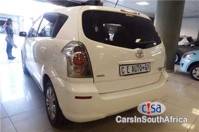 Toyota Verso 1.6 Manual 2008 in Limpopo